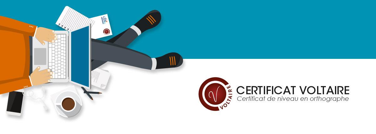 les  u00e9crits professionnels i certification voltaire  u2013 cfp02
